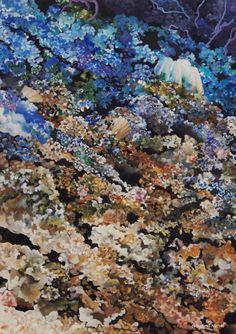 Olio su tela, 50x70 cm,2014.