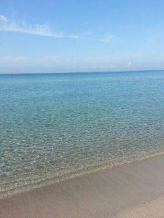 Spiaggia tonnarella mazara del vallo