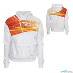 sublimated full zip hoodie