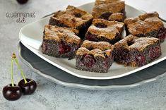 Healthy Eating, Gluten Free, Vegan, Cake, Desserts, Poppy, Food, Recipes, Kuchen