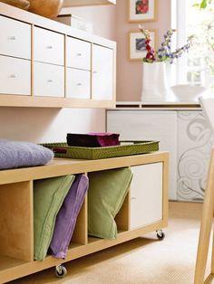 Multifunktionale Möbel Im Esszimmer    Einrichten Zimmerservice Multitalent H2