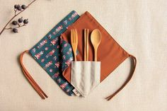 [A corner tableware group] - Nutcracker Adventures - Shop New Taiwan Vision - Chopsticks - Pinkoi Fabric Crafts, Sewing Crafts, Sewing Projects, Knitting Projects, Costura Diy, Creation Couture, Crochet Blanket Patterns, Sustainable Living, Sewing Hacks