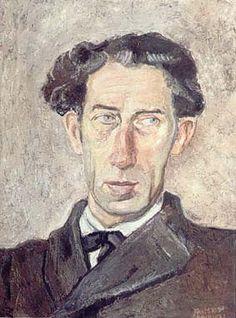 Massimo Campigli Portrait of Bruno Barilli 1928