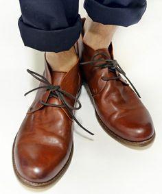 SC: ホースレザー チャッカブーツ□(ブーツ) SHIPS(シップス)のファッション通販 - ZOZOTOWN