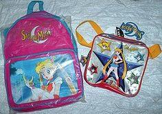 Sailor Moon bags