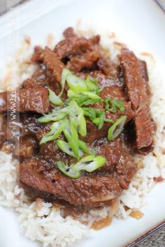 Busy in Brooklyn » Blog Archive » Pepper Steak with Plum Sauce