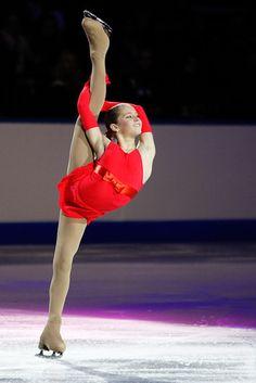 Yulia Lipnitskaya ~ 2014 European Figure Skating Champion