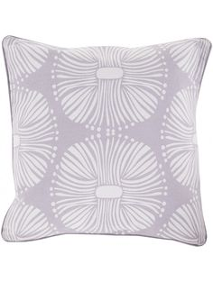 Lacey Pillow, Gray
