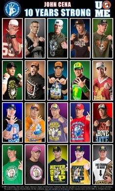Celebrating 50 years of the WWE Championship Part Spinner & New WWE Champions Poster. Wrestling Posters, Wrestling Wwe, Wrestling Birthday, Undertaker, Wwe Superstar John Cena, New Wwe Champion, Wwe Lucha, Wwe Funny, Shawn Michaels
