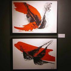 Art Berlin, Art Direction, Creative Art, Moose Art, Flag, Shapes, Instagram, Animals, Painting