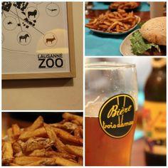 Zoo Burger Lausanne