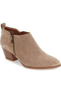 SARTO by Franco Sarto 'Granite' Block Heel Bootie (Women) available at #Nordstrom