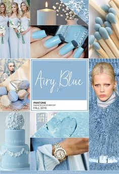 Home-Styling | Ana Antunes: Pantone Trends 2016 - Riverside and Airy Blue