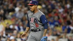 CBS Sports - MLB (3/23/2017): Extra fired-up Marcus Stroman steps up huge for USA vs. Puerto Rico in WBC final. (Article/Video)