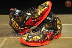 Nike LeBron 11 Mark 6