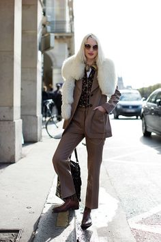 Suit & Fur