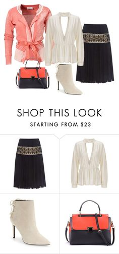 """Untitled #2356"" by sillycatgrl ❤ liked on Polyvore featuring Alexander McQueen and Charles David"