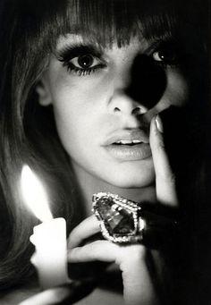 Jean Shrimpton <3 1960's