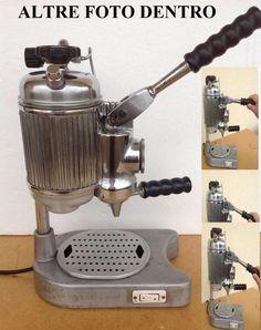 faema faemina lever espresso macchina 1964 caffe machine coffee maker 220 v | eBay