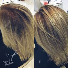 Beautiful highlight lowlight today! #toniguyusa #Toniguy #toniguyportico #btcapproved #americiansalon #gorgeous #blondes #boise #meridian #idaho #sweet #love #pretty