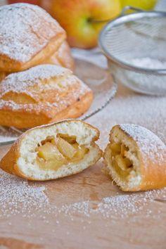СахарОбилие - Куда я пропала и сладкие равиоли с яблоками.