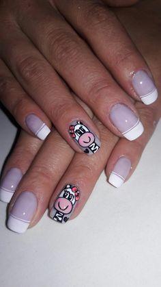 Deco, Nails, Beauty, Nail Art, Fingernail Designs, Beleza, Ongles, Finger Nails, Decor