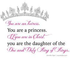 I am who my Father says I am❤️