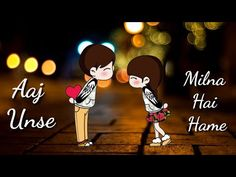 YouTube Romantic Song Lyrics, Romantic Love Song, Romantic Status, Romantic Songs Video, Love Songs Lyrics, Cute Love Songs, I Love You Status, Best Friend Status, Whatsapp Emotional Status