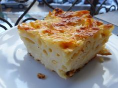 Gâză's Kitchen: Macaroane cu brânză Lasagna, Quiche, Pasta, Romania, Breakfast, Ethnic Recipes, Kitchen, Savory Tart, Cucina