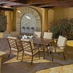Savoy 7-piece Dining Set -costco- for patio