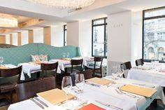 Haus Hiltl, 8001 Zürich - According to the Guinness World Records since 1898 the world's oldest vegetarian restaurant. The centerpiece is the big buffet with over 100 hot and cold vegetarian and vegan dishes. For special needs please ask for the Chef on site.