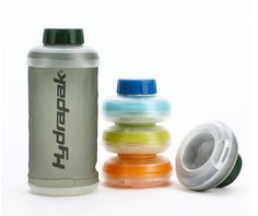 Great Site for GIFTS for MEN - Hydrapak Stash Collapsible Bottle at werd.com