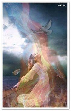 1. El Espiritu Santo en todas sus manifestaciones me acompaña y donde quiera que voy