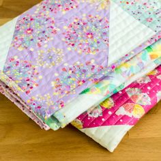 4 ways to do straight line quilting
