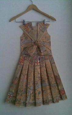 London Nursery Dress Wall Art