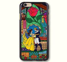 Beauty and The Beast Protective Phone Case For iPhone case & Samsung case, 50884