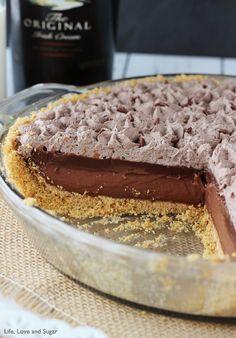 Baileys Chocolate Pie