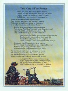 Baxter Black's best poem.