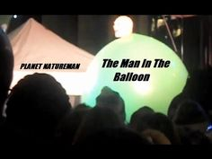Coventry Xmas Lights Switch On Balloon Man? 2015 Re-Upload