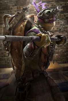 6 surprising facts about the Teenage Mutant Ninja Turtles | New York Post
