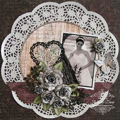 this is your day {Heartfelt Creations DT} - Scrapbook.com