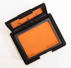NARS Taj Mahal Blush Review, Photos, Swatches. The most misunderstood blush!! Looks great on brown and dark skin.