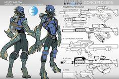 Corvus Belli Infinity GenCon 2018 06 Infinity Art, Infinity The Game, Robot Concept Art, Armor Concept, Character Concept, Character Art, Overwatch Hero Concepts, Corvus Belli Infinity, Sci Fi Armor