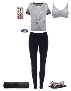 """Yoga in the studio"" by stylev ❤ liked on Polyvore featuring sanuk, Michi, ATM by Anthony Thomas Melillo, Matt & Nat and Casetify"