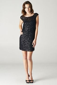 Another Little Black Dress.. You can never have too many of these. Jackie Cocktail Dress on Emma Stine Limited