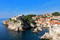Scenes from Dubrovnik, Croatia from BeautifulbyDesign.co
