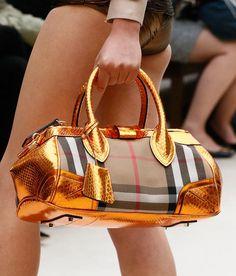 Burberry Prorsum bag Spring 2013