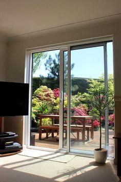 Reinforce Sliding Doors to Improve Home Security Sliding Glass Door Replacement, Glass Door Repair, Sliding Patio Doors, Sliding Windows, Sliding Panels, Front Doors, Bathroom Fitters, Diy Projects Cans, Front Door Design