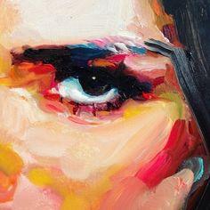 ufukorada:  Charmaine Olivia - American painter