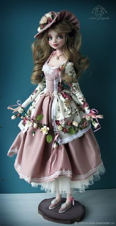 Clay Dolls, Art Dolls, Doll Home, Baby Sewing Projects, Ball Jointed Dolls, Doll Accessories, Blythe Dolls, Victorian Fashion, Beautiful Dolls